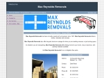 View More Information on Max Reynolds Removals