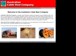 View More Information on Australian Cable Reel Company