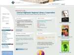 View More Information on Central Highlands Regional Library Corporation Avoca Library