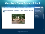 View More Information on Campbells Creek Primary School