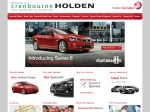 View More Information on Cranbourne Holden