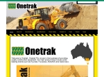 View More Information on Onetrak