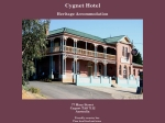 View More Information on Cygnet Hotel