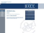View More Information on Henderson & Ball