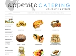 View More Information on Appetite Catering
