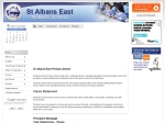 View More Information on St Albans East Primary School
