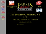 View More Information on Parkes Body Works