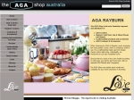 View More Information on AGA Shop Australia