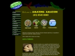 View More Information on Amazing Amazon Exotic & Australian Pets