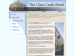 View More Information on Clare Castle Hotel