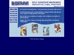 View More Information on Self Adhesive Markings