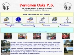 View More Information on Yarraman Oaks Primary School