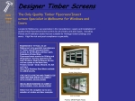 View More Information on Designer Screens