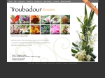 View More Information on Troubadour Flowers