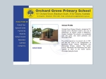 View More Information on Orchard Grove Primary School