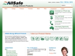 View More Information on AllSafe Energy Efficient Products