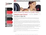View More Information on Lifestyle Health Clubs