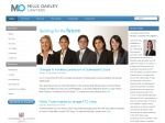 View More Information on Mills Oakley Lawyers, QLD