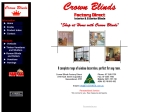 View More Information on Crown Blinds