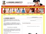 View More Information on A Hidden Identity Costume Hire