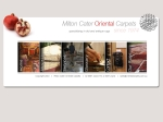 View More Information on Milton Cater Oriental Carpets