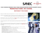 View More Information on Sanec
