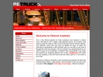 View More Information on Retruck Australia