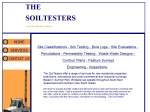 View More Information on The SoilTesters