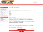 View More Information on Just Jap Truck Spares