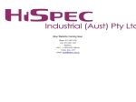 View More Information on HISPEC INDUSTRIAL (AUST) PTY LTD