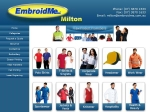 View More Information on Embroidme, Milton