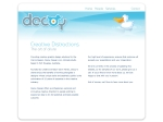 View More Information on Decoy Design Group