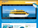 View More Information on Spirit Of Hervey Bay Whale Watching