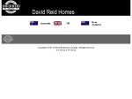 View More Information on David Reid Homes - Fraser Coast