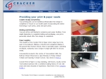 View More Information on Cracker Print and Paper Pty Ltd