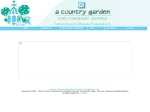 View More Information on A Country Garden Early Childhood Centre - Warwick