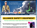 View More Information on Alliance Safety Equipment