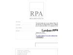 View More Information on RPA Architects
