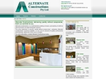 View More Information on Alternate Constructions Pty Ltd