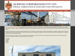 View More Information on McBryde Corporations Pty Ltd
