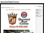 View More Information on Queensland Regal Caravans