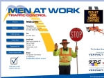 View More Information on Men At Work Traffic Control