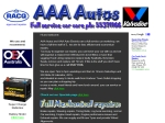 View More Information on AAA Auto Electrics & Air Conditioning