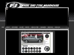 View More Information on F1 Wheel & Tyre