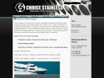 View More Information on Choice Stainless