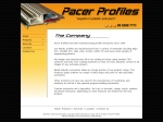 View More Information on Pacer Profiles Pty Ltd