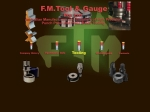 View More Information on F.M. Tool & Gauge Pty Ltd