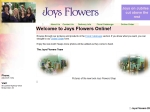 View More Information on Joys Flowers