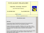 View More Information on Voyager Trailers