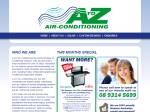View More Information on A to Z Air Conditioning & Heating